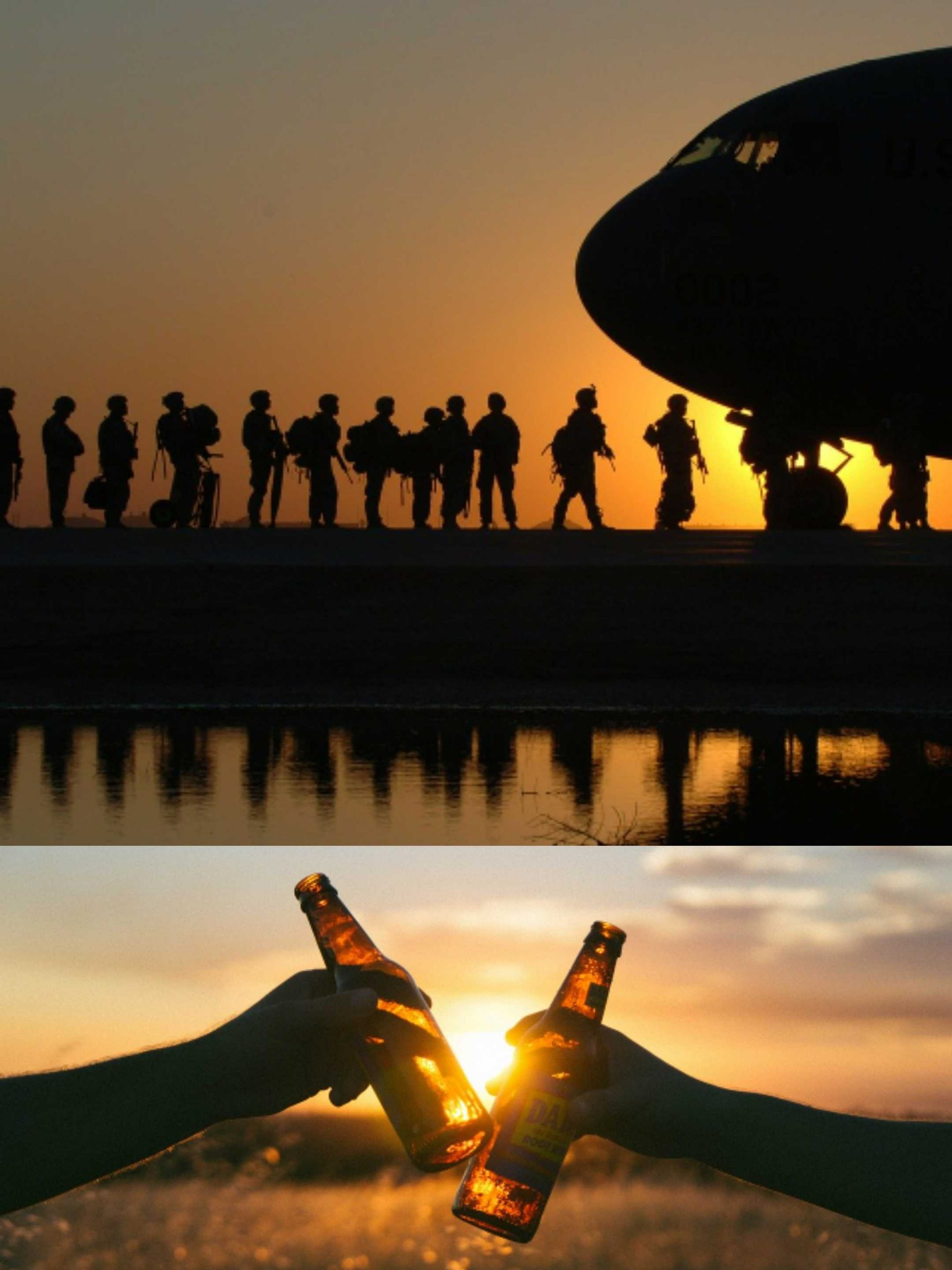 5 Beneficial Alcoholic Drinks for Military Forces